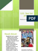 520 text set - japan