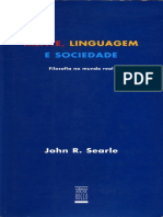 (Ciência Atual) John R. Searle-Mente, Linguagem e Sociedade - Filosofia no mundo real-Rocco (2000).epub