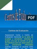 CENTRO DE EVALUACION presentacion
