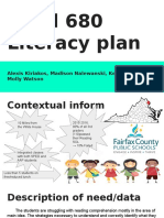 read 680 literacy plan