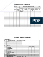 Format Log-book Dan Neraca LB3