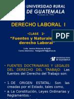 Derecho_Laboral_I_clase_2 Pacto Colectivo de Condiciones de Trabajo