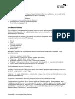 DV07PUB1 E Study Guide