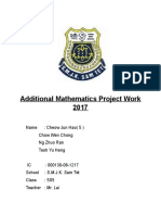 Additional Mathematics Pmr Mathematics