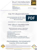 The creation of the LDMF Foundation in the Netherlands (AS A RESEARCH PROJECT)