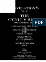 Revelations 2010 - The Cynic's Bible