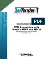 WhitePaper_XMLIntegrationwithOracleWMSandMSCA