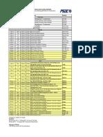 Schedule for ERP B1(2017) Rev 3