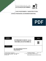 Introduccion a La Teoria Economica (1)