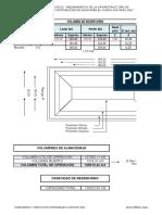 Volumen de Estructuras