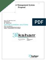 Aksharr Proposal