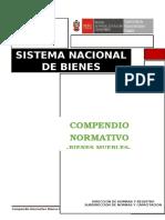 Compendio Normativo Bienes Muebles Actualizado Al 30-09-2016 (1)
