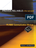 PL1000E Communication Module