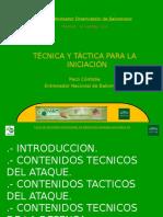 319067524 Tecnico Tactico Para La Iniciacion