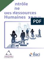 Le Contrôle Interne Des Ressources Humaines_IFACI - ANDRH (Octobre 2013)