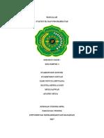 Kelompok 1 Pengantar Statistika & Probabilitas
