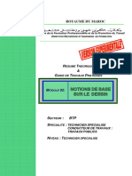 M02-Notion de Base Du Dessin BTP-TSCT