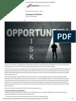 Perencanaan Risiko Dan Peluang Dalam Penerapan ISO 14001_2015