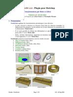 FredoScale User Manual - French - v2.5 - 01 Sep 13