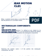 Kinematics of Particles 3 1