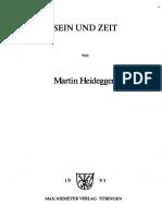 Мартин Хайдеггер-Бытие и Время-Ad Marginem (1997)