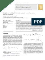 Ethanolamine Kinetics