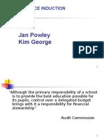 Gov-Finance Induction Training Presentation