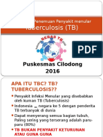 Pelatihan Kader Tbc