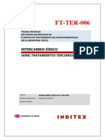 Intercambio Ionico a 201515