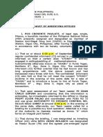 Affidavit of Ao (Final Final)