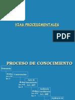 Vias procedimentales