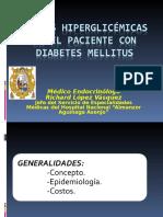 Medicina III - Crisis Hiperglicémicas