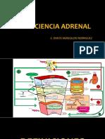 Medicina III - Insuficiencia Adrenal
