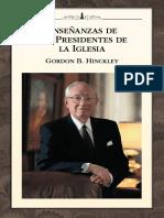 2017 01 00 Teachings of Presidents of the Church Gordon b Hinckley Spa (1)