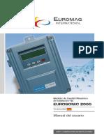Eurosonic 2000 Manual (1)