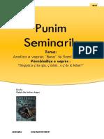 Punim Seminarik...Sami Frasheri !!!