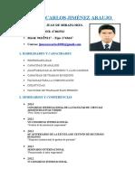 Jimenez Araujo Roberto Carlos Cv V