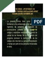 API 1104 Diapositiva