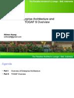 Enterprise Architecture for Dummies-Togaf9