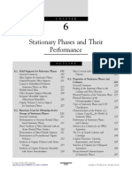 Chapter 6 Stationary Phases and Their Performance 2013 Essentials in Modern HPLC Separations