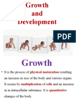 Growth and Development..Ppt