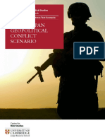 CCRS Geopolitical Conflict Scenario Report - 31 October 2014