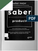 Saber Producir