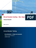 Circuit Breaker Testing