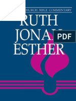[Eugene F. Roop] Ruth, Jonah, Esther (Believers Ch