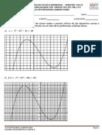 Evidencia Final de Cálculo Diferencial Evaluación Final (Sem 2016-b)