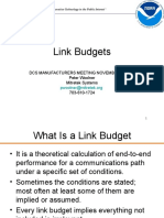 Link Budge Presentation (1)