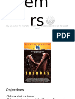 Tremors in primary care
