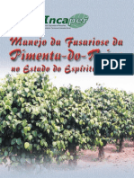 Ventura & Costa (2004) - Manejo Da Fusariose Da Pimenta-do-reino No Estado Do Espírito Santo