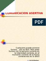 Presentación Taller Comunicación Asertiva